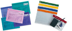 colours zip wallets