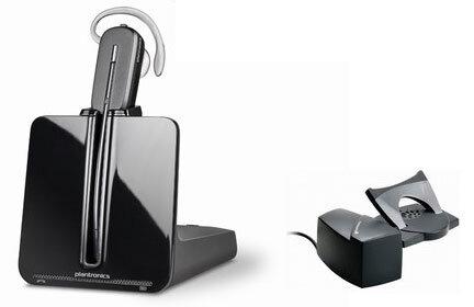Plantronics CS540 Headset & Lifter Set