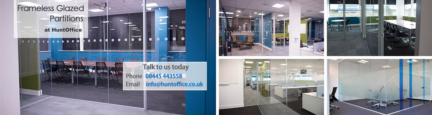 Frameless Partitions