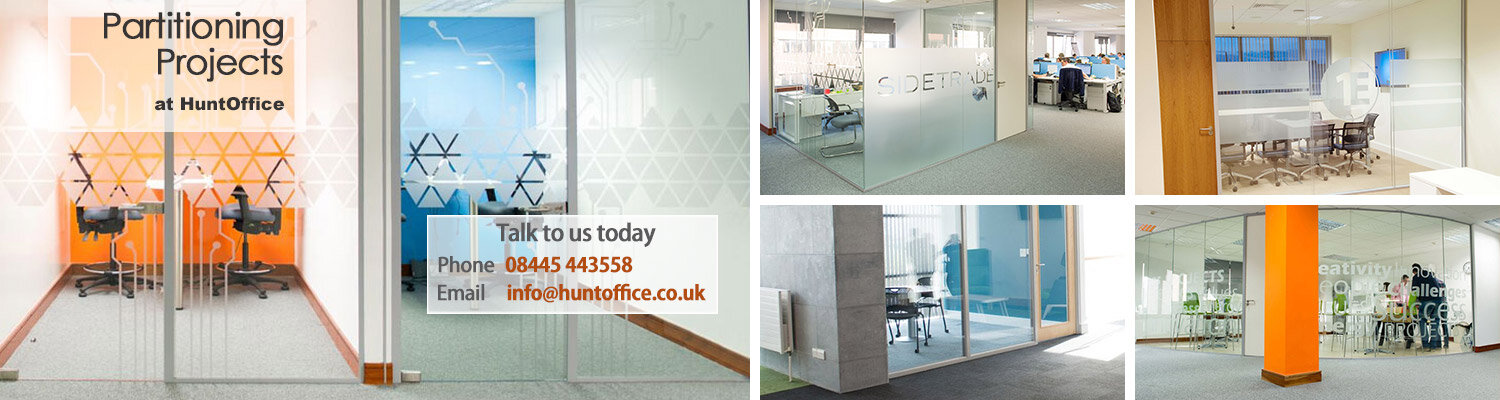 Partitioning Projects at Huntoffice