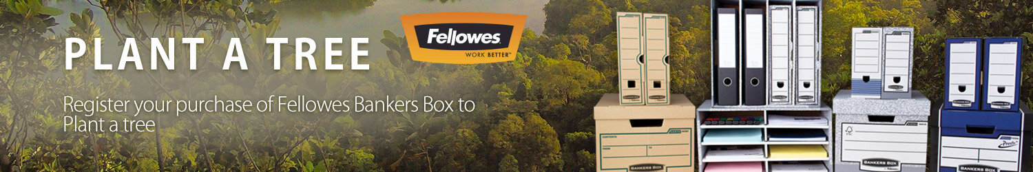 Fellowes Plant a tree