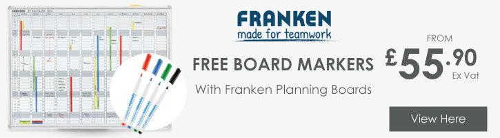 Free Markers Franken Drywipe Planners