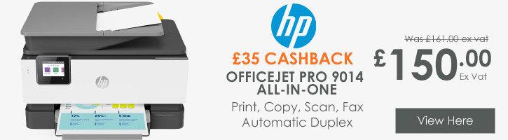 HP Officejet Pro 9014 All-in-One