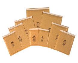 Gold Jiffy Bag