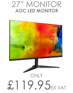 AOC 27B1H - LED Computer Monitor