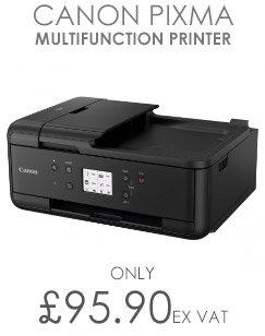 Canon PIXMA TR7550 - Multifunction printer