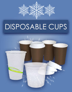 Disposable Cups & Glasses