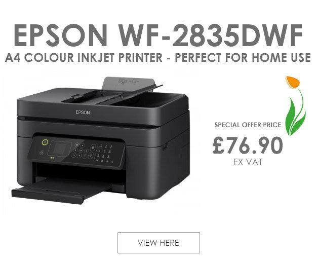 Epson WorkForce WF-2835DWF - Multifunction printer