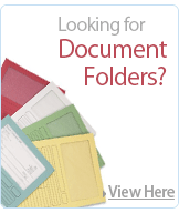 Document Folders for Steel Filing Cabinets