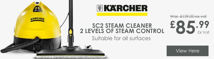 Karcher SC2 steam cleaner