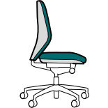 Lumbar Support Chair Feature