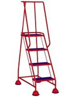 Mobile Step Ladders