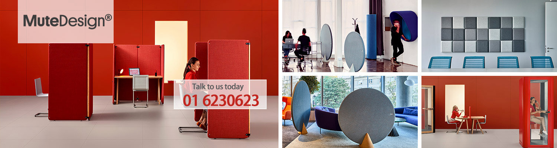 Mute Design Office Acoustics