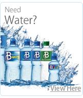 Need water?