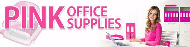 Merveilleux Pink Office Supplies Ireland