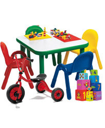 Preschool Furniture & Supplies