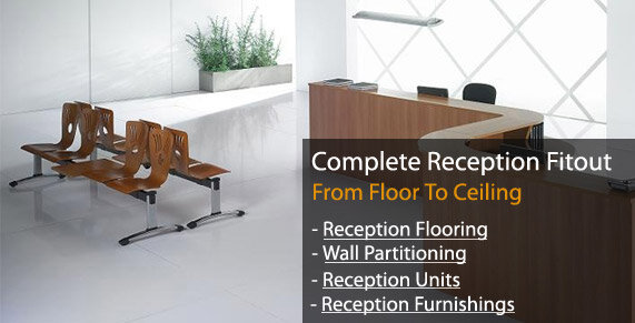 Complete Reception Fitout