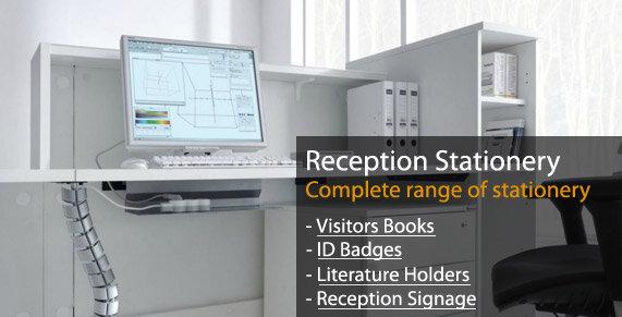 Reception Stationery