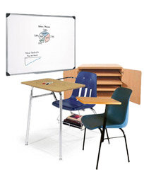 Secondary School Furniture & Supplies
