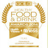 healthy food and drink awards 2014 logo