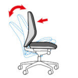 Chair Feature - Weight Tension Control